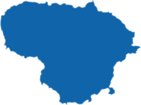 Dirbame visoje Lietuvoje!